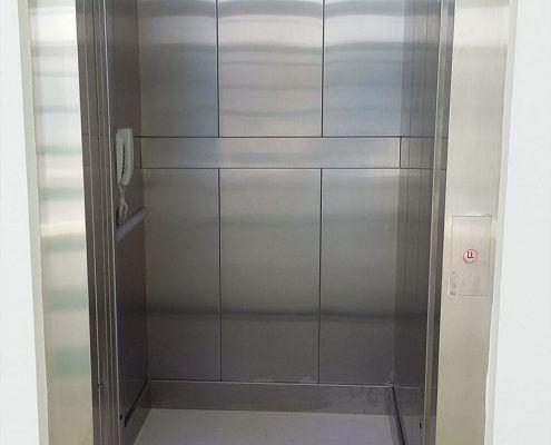 ascensor vivienda Murcia